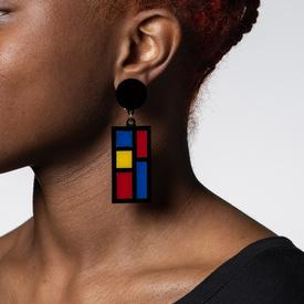 Mondi Earrings - Primary Colors