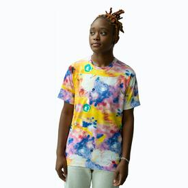 Comme des Garcons SHIRT x Futura Short Sleeve All Over Print - Yellow