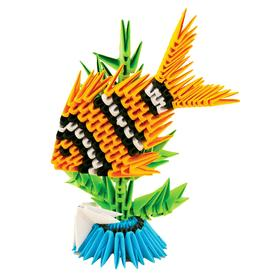 Creagami Origami Fish Kit