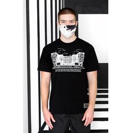 Joshua Vides x MCA Welcome T-Shirt - Black