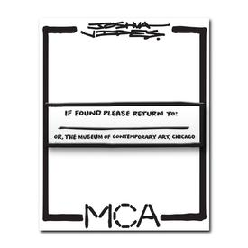 Joshua Vides x MCA Lost and Found Pin