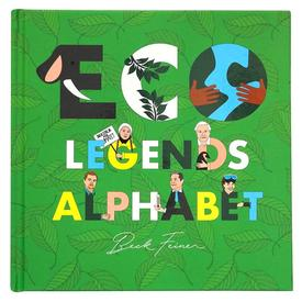 Eco Legends Alphabet Book