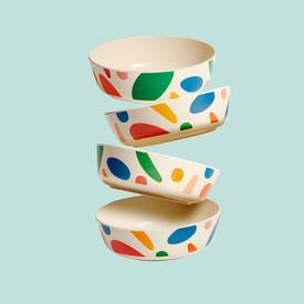 Bamboo Bowl Set - Blots