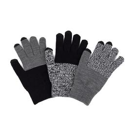 Pair and Spare Gloves - Black Gray