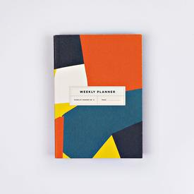 Overlay Shapes Weekly Pocket Planner