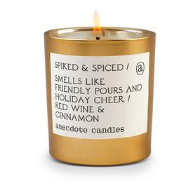 Anecdote Candle Spiked and Spiced