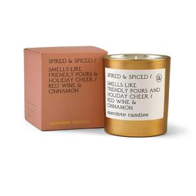 Anecdote Candle Spiked Spice GOLD