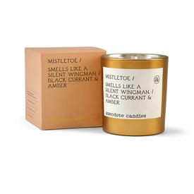 Anecdote Candle Misteltoe GOLD