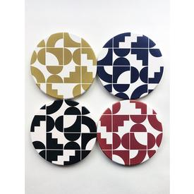 MCA Ceramic Coaster Set