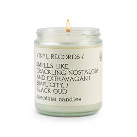 Anecdote Candle Vinyl Records
