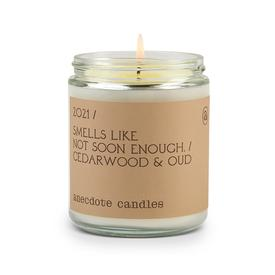 Anecdote Candle 2021