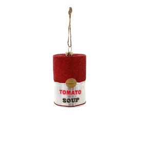 Tomato Soup Can Ornament