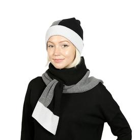 Polder Hat - Grey and Black