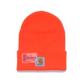 Joshua Vides x MCA Rialto Beanie - Safety Orange