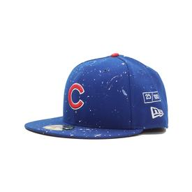 Joshua Vides x MCA New Era Hat - Cubs ROYAL_BLUE