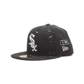 Joshua Vides x MCA New Era Hat - White Sox