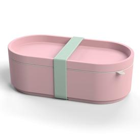 Bamboo Bento Lunch Box - Pink PINK