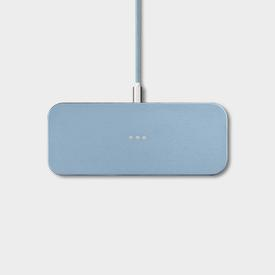 Catch 2 Wireless Charging Station - Pacific Blue PACIFIC_BLUE