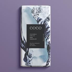 Colombian 61%  Dark Chocolate Bar
