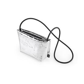 Mouse Bag Medium - Silver