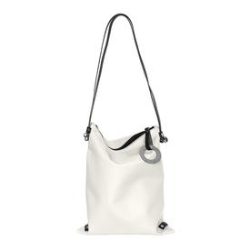 Lilly Leather Bag - White