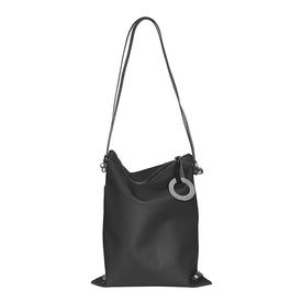 Lilly Leather Bag - Black