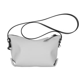 Crossbody Pouchette - White