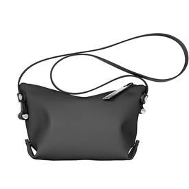 Crossbody Pouchette - Black