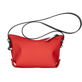 Crossbody Pouchette - Red