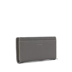 Vegan Webber Wallet - Shadow Grey