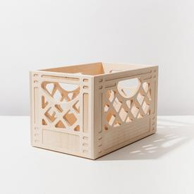 Browser Wood Crate