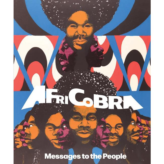 Africobra : Messages To The People