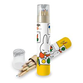 Miffy Colored Pencil Set