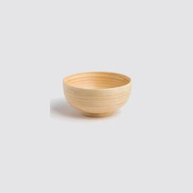 Mini Bamboo Bowl - Natural