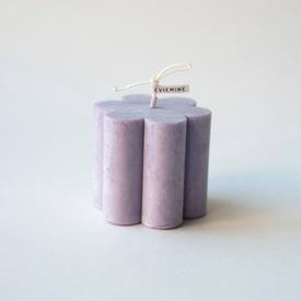 Soy Daisy Candle - Lavender