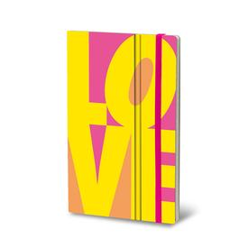 LOVE Notebook - Yellow