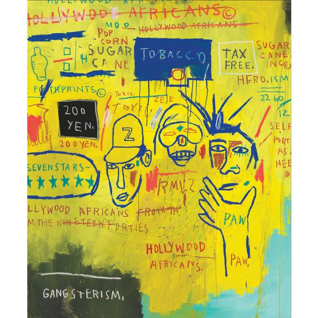 Writing The Future : Basquiat And The Hip- Hop Generation