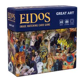 Eidos Image Matching Card Game - Great Art