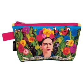 Frida Zippered Pouch
