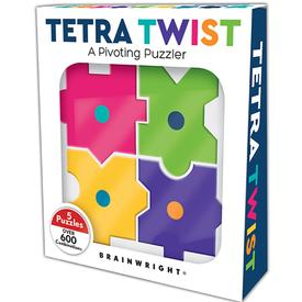 Tetra Twist Puzzle Game
