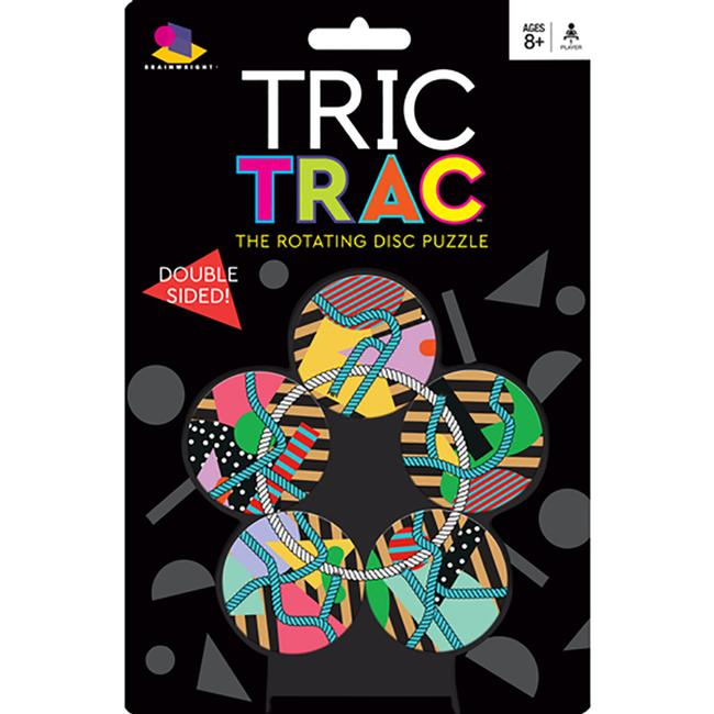 Tric Tac : The Rotating Disc Puzzle