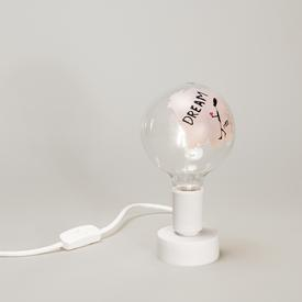 Dream Tattoo Bulb Lamp