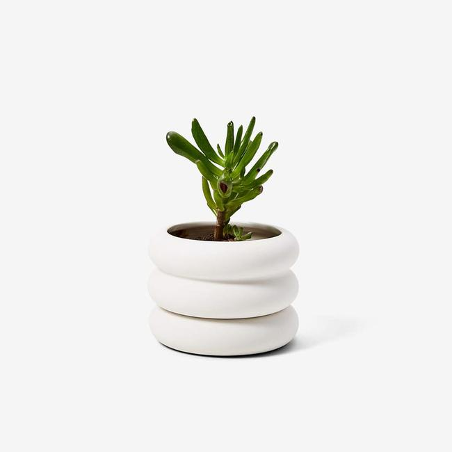 Stacking Planter Mini - White