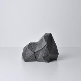 Desk Object Puzzle - Grey