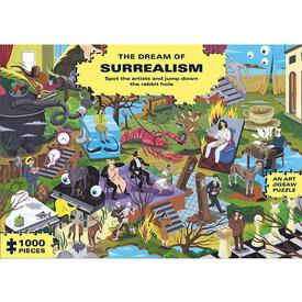 The Dream of Surrealism Jigsaw Puzzle