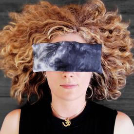 Lavender Scented Eye Pillow - Midnight