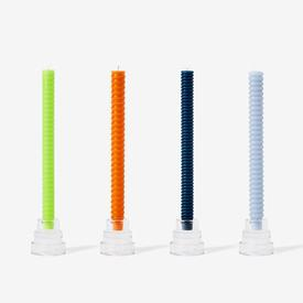 Taper Candles Set of 4 - Multi