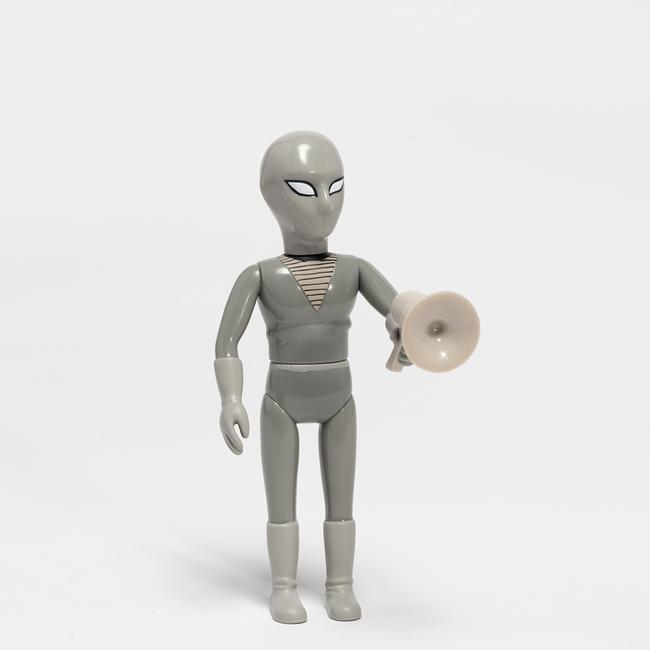 Daniel Clowes The Death Ray Doll Hero - Black And White - 20 % Off
