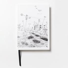 Anders Nilsen Vacant Lot Journal WHITE