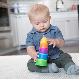 Dimpl Stack Touch Toy
